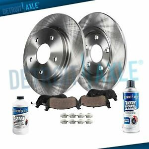 Rear Brake Rotors Brake Pads Honda Accord Acura Tsx Ceramic Brakes Rotor