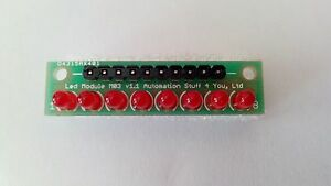 10x Display Kit Led Module Board For Arduino Uno Mega2560 Avr Arm Red s Us