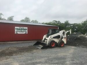 2010 Bobcat S250 Skid Steer Loader W Cab