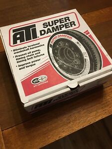 New Ati 918310 Super Damper Ford Fe 7 074 Diameter V8 390 427 428 Sfi 18 1