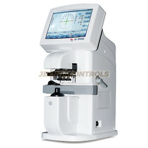 Jd 2000b Touch Screen Auto Lensmeter Ophthalmic Optometrist Focimeter With Pd