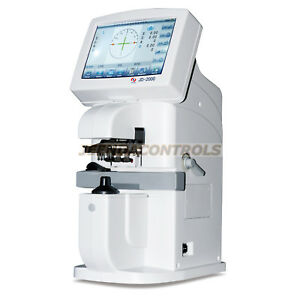 7 Lcd Touch Screen Auto Lensmeter Optical Lensometer Pd Measure Uv Print