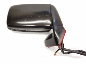 Porsche 924 944 Outside Rear View Power Flag Mirror Passenger Right Side