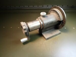 D1 100 5c Collet Rotary Spin Fixture Used In Good Condition