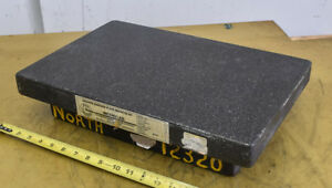 Surface Plate Black Granite 12 x18 ctam 3295