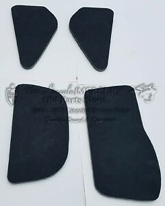 New 1958 1959 1960 New Lincoln Hood Insulation Pad Set Bak 16738 A New Product