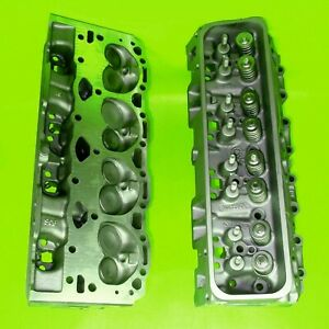 2 Gm Gmc Chevy Escalade Vortec 350 5 7 906 062 Cylinder Heads Rebuilt No Core