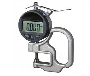High Quality Digital Micron Thickness Gauge 0 001mm With Metal Detector 0 12 7mm