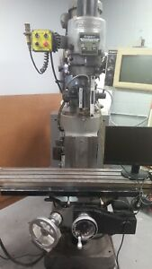 Bridgeport Ez trak Series 2 Axis Cnc Milling Machine