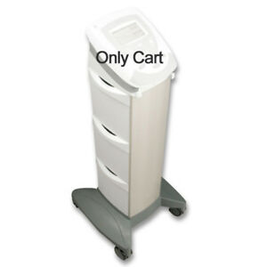 Chattanooga Intelect Xt And Transport Therapy Cart