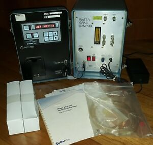 Met One Laser Particle Counter Water Grab Sampler Wgs 267 lb 1020