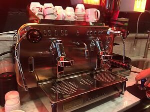 Faema Italian Cappuccino Machine Coffee Best Quality Espresso Grinder New