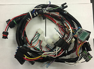 Mustang Gehl Skid Loader Wire Harness Part 184919