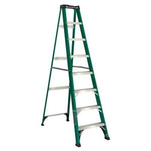 Louisville Ladder 8 Ft Fiberglass Step Ladder