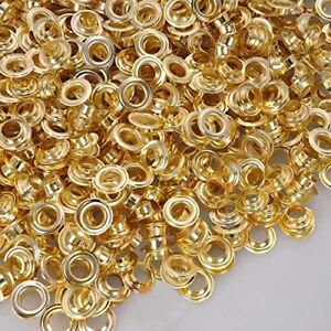 3 8 2 Brass Grommets And Washers 1000 Package Ii