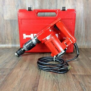 Hilti te 22 Case Rotary Hammer Drill Sds Plus Te c Excellent Corded Power 6 C