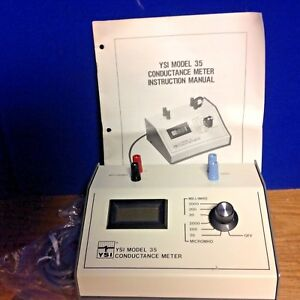 Ysi Conductance Meter 35
