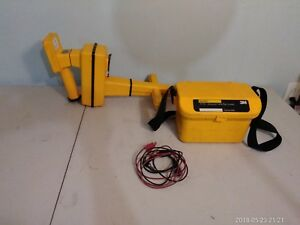 3m Dynatel 2573 Cable Pipe Fault Locator 2573 Transmitter 2573 Receiver