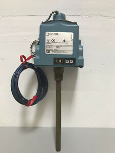 New United Electric E55 14103 Temperature Switch