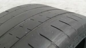 295 30 20 Michelin Pilot Super Sport 5 32s Over 60 Life C1875e 101y
