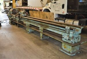 Monarch 18 Cbb 20 X 216 Engine Lathe