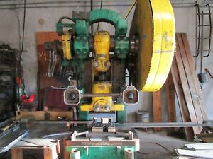 Federal No 4 45 Ton Mechanical Stamping Press Punch