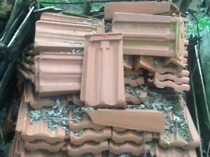 Ludowici French Clay Roof Tile reclaimed 30 Square