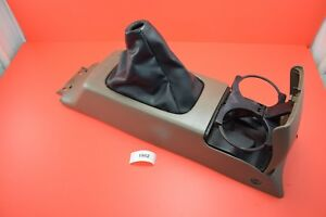 T 1 92 95 Honda Civic Eg Shifter Cup Holder Console Oem Brown Cupholder Center