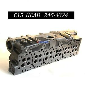 Fits Caterpillar 3406e C15 Cylinder Head New 6nz 5ek 4p1599