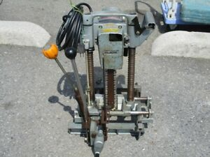 Hitachi Electric Chain Mortiser For Wood Working Cb21