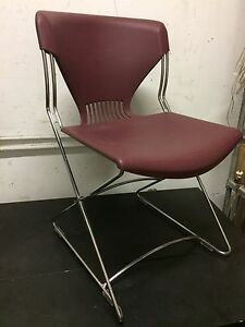 13 Guest Chairs Office Reception Stackable Commercial Quality Hon