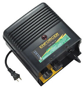 Electric Fence Energizer 100 acre Plug in