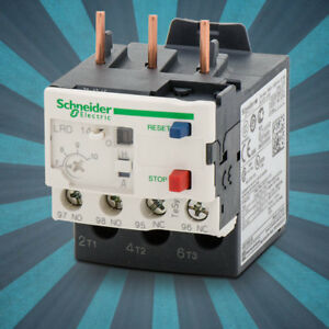 Lrd14 Schneider Electric Overload Relay Lr