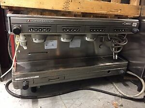 La Cimbali Tm31 Dosatron 3 Group Espresso Machine