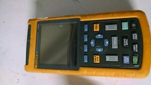 Fluke 123 Industrial Scopemeter 20mhz As Is Untested As Is Read Ad