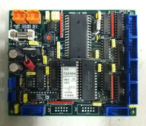 Cavro Tecan 726842c 725396a Input Output Board From Cavro Msp9000