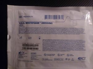 Kci Whitefoam dressing foam Only large Vac Therapy Lot Of 10
