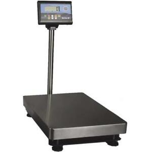Fairbanks Legal For Trade Digital Bench Scale 14 x18 Platform Shipping