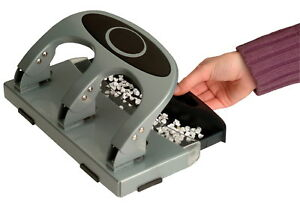 Officemate Deluxe 3 hole Heavy Duty Punch 45 Sheets