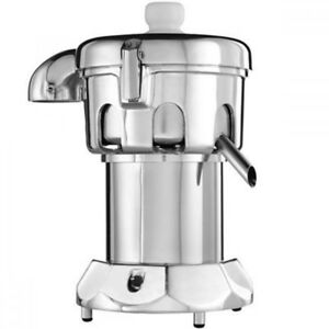 Ruby 2000 Commercial Heavy Duty Extractor Juicer Machine Nsf Approved