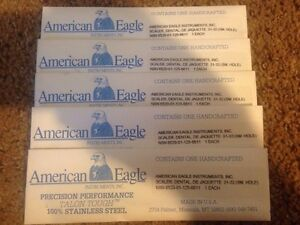 American Eagle Jaquette 31 32 Scaler Lot Of 5 New