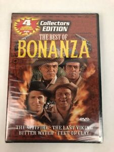 The Best of Bonanza For Classic One Hour Episodes Collectors Edition FSTSHP $6.77