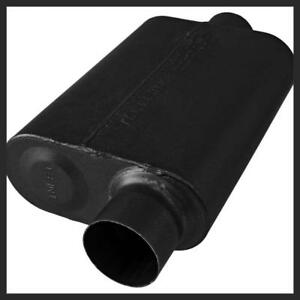 Flowmaster Stainless Steel 40 Series Muffler 3 Inch In And Out 8043041
