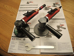 Sioux Tools Right Angle Grinder Sander
