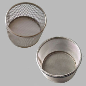 1 1 3mm Cleaning Basket Holder Box For Ultrasonic Cleaner Dental Jewelry Watch