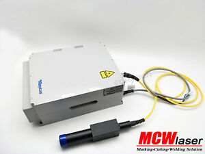 30w Raycus Fiber Laser For Metal Marking Machine Upgrading Replacement
