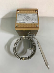 New Barksdale T2h h253s a Temperature Switch