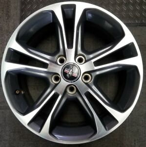 17 Ford Mustang Factory Oem Alloy Wheel Rim 2013 2014 17x7
