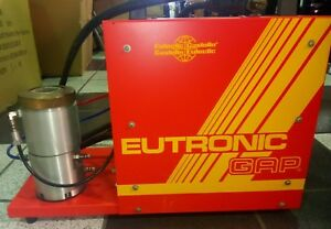 Eutronic Gap 10 000 Plus Arc stick Welder And Generator For Tig Mig Flux core