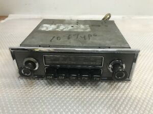 Blaupunkt Frankfurt Radio Us Z Series Model Z 622544